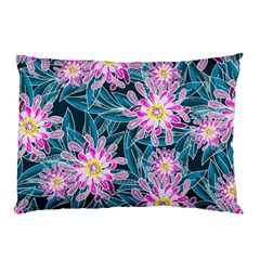 Whimsical Garden Pillow Case (Two Sides)