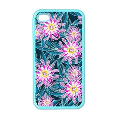 Whimsical Garden Apple iPhone 4 Case (Color)