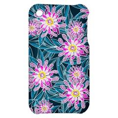 Whimsical Garden Apple iPhone 3G/3GS Hardshell Case
