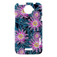 Whimsical Garden HTC One X Hardshell Case
