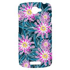 Whimsical Garden HTC One S Hardshell Case