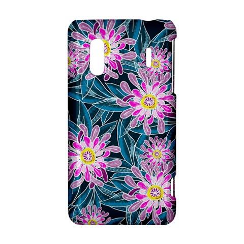 Whimsical Garden HTC Evo Design 4G/ Hero S Hardshell Case