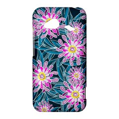 Whimsical Garden HTC Droid Incredible 4G LTE Hardshell Case