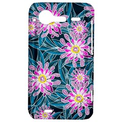 Whimsical Garden HTC Incredible S Hardshell Case