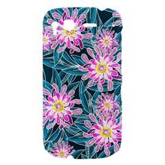 Whimsical Garden HTC Desire S Hardshell Case