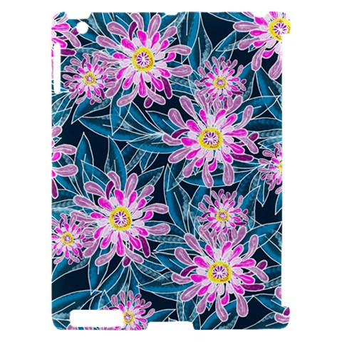 Whimsical Garden Apple iPad 2 Hardshell Case (Compatible with Smart Cover)