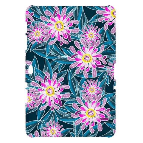Whimsical Garden Samsung Galaxy Tab 10.1  P7500 Hardshell Case