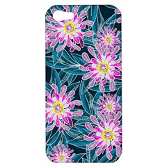 Whimsical Garden Apple iPhone 5 Hardshell Case