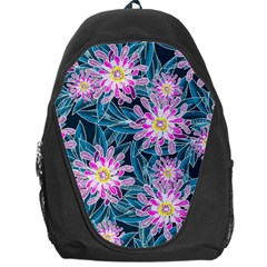 Whimsical Garden Backpack Bag