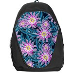 Whimsical Garden Backpack Bag Front