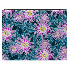 Whimsical Garden Cosmetic Bag (xxxl)