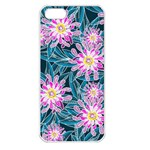 Whimsical Garden Apple iPhone 5 Seamless Case (White) Front