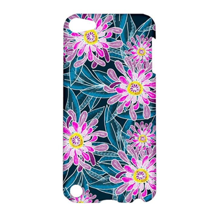Whimsical Garden Apple iPod Touch 5 Hardshell Case