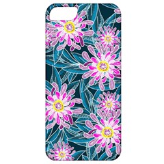 Whimsical Garden Apple Iphone 5 Classic Hardshell Case