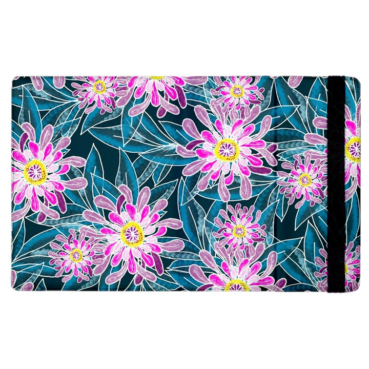 Whimsical Garden Apple iPad 3/4 Flip Case
