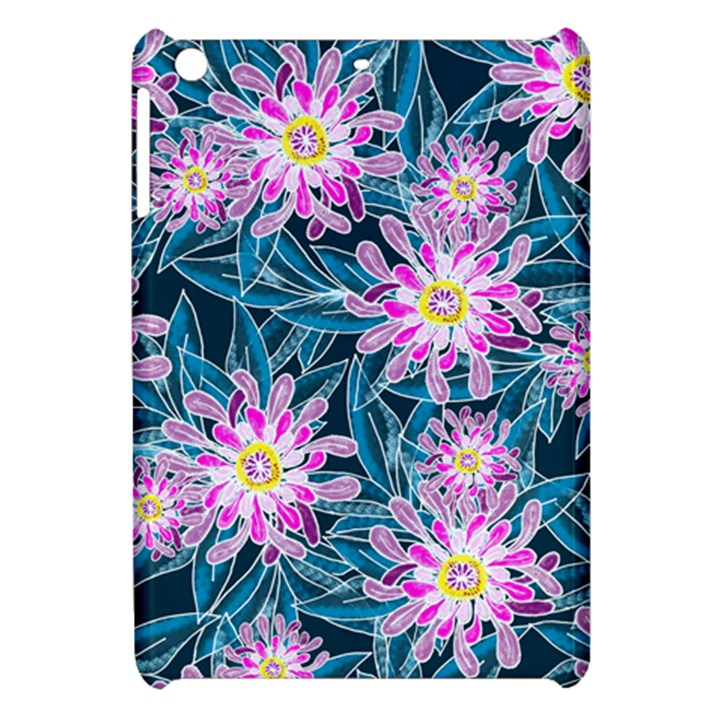 Whimsical Garden Apple iPad Mini Hardshell Case