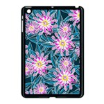 Whimsical Garden Apple iPad Mini Case (Black) Front