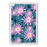 Whimsical Garden Apple iPad Mini Case (White) Front
