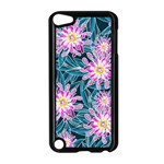 Whimsical Garden Apple iPod Touch 5 Case (Black) Front