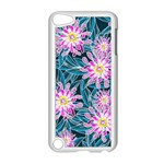 Whimsical Garden Apple iPod Touch 5 Case (White) Front