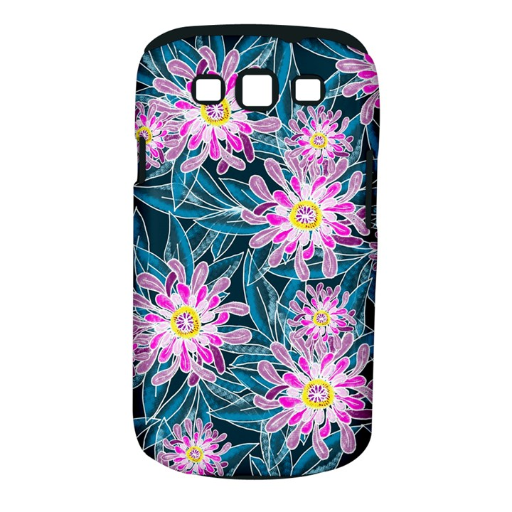 Whimsical Garden Samsung Galaxy S III Classic Hardshell Case (PC+Silicone)