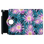 Whimsical Garden Apple iPad 2 Flip 360 Case Front