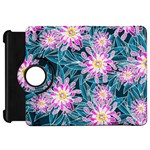 Whimsical Garden Kindle Fire HD Flip 360 Case Front