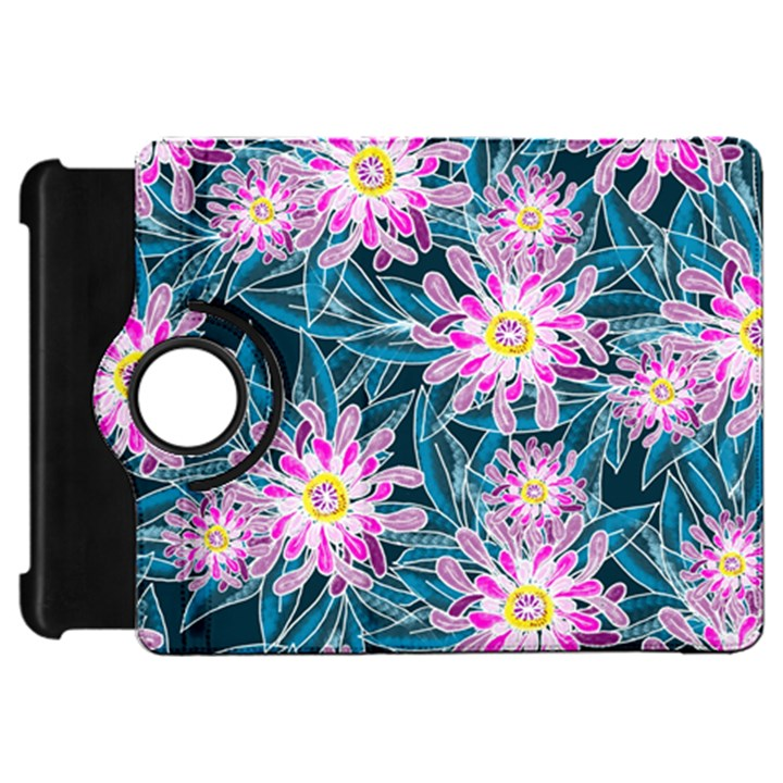 Whimsical Garden Kindle Fire HD Flip 360 Case