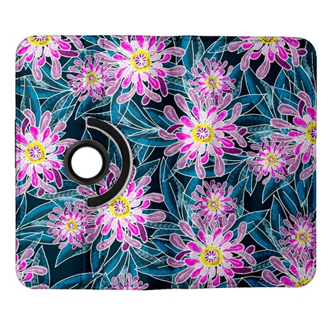 Whimsical Garden Samsung Galaxy Note II Flip 360 Case