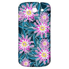 Whimsical Garden Samsung Galaxy S3 S Iii Classic Hardshell Back Case