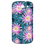 Whimsical Garden Samsung Galaxy S3 S III Classic Hardshell Back Case Front