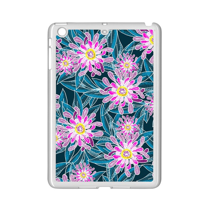 Whimsical Garden iPad Mini 2 Enamel Coated Cases