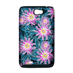 Whimsical Garden Samsung Galaxy Note 2 Hardshell Case (PC+Silicone)