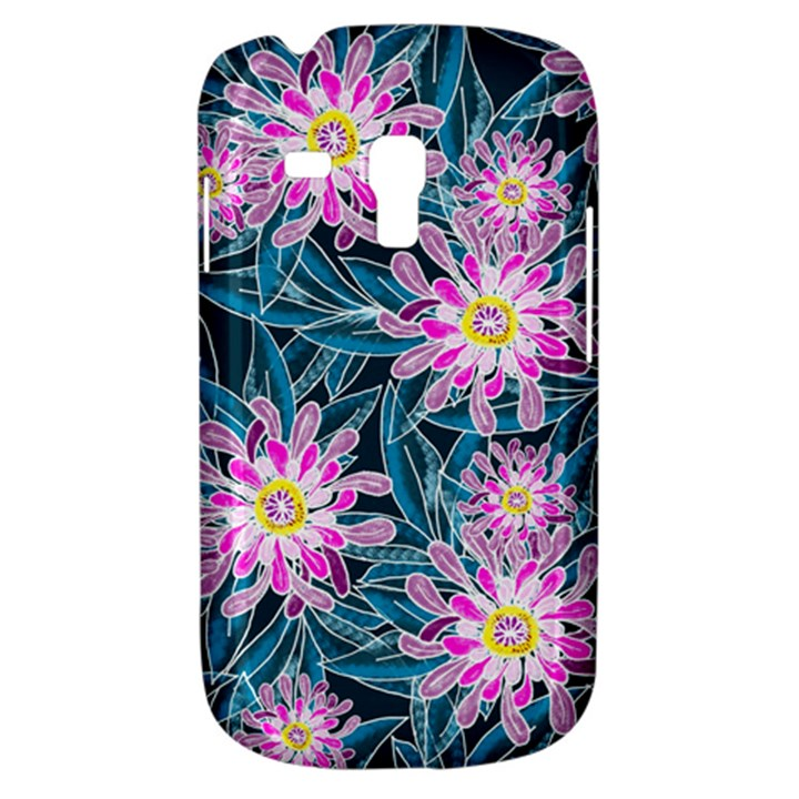 Whimsical Garden Samsung Galaxy S3 MINI I8190 Hardshell Case