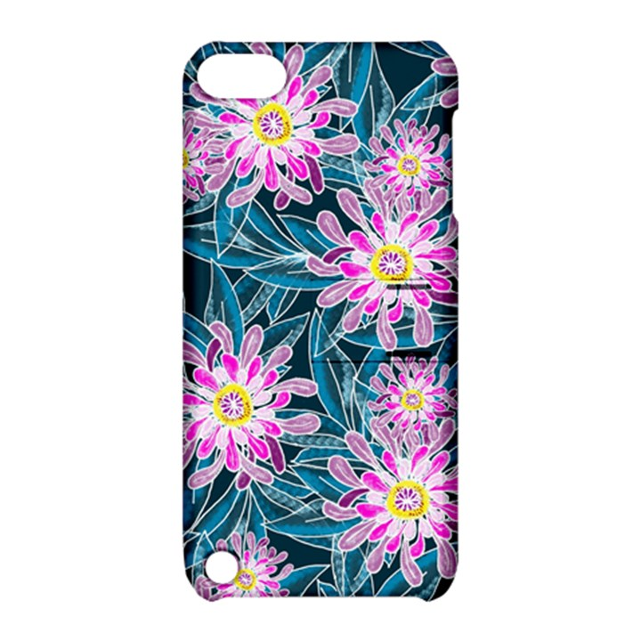 Whimsical Garden Apple iPod Touch 5 Hardshell Case with Stand