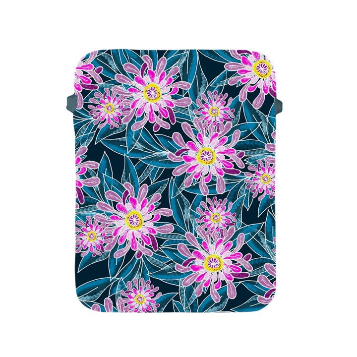 Whimsical Garden Apple iPad 2/3/4 Protective Soft Cases