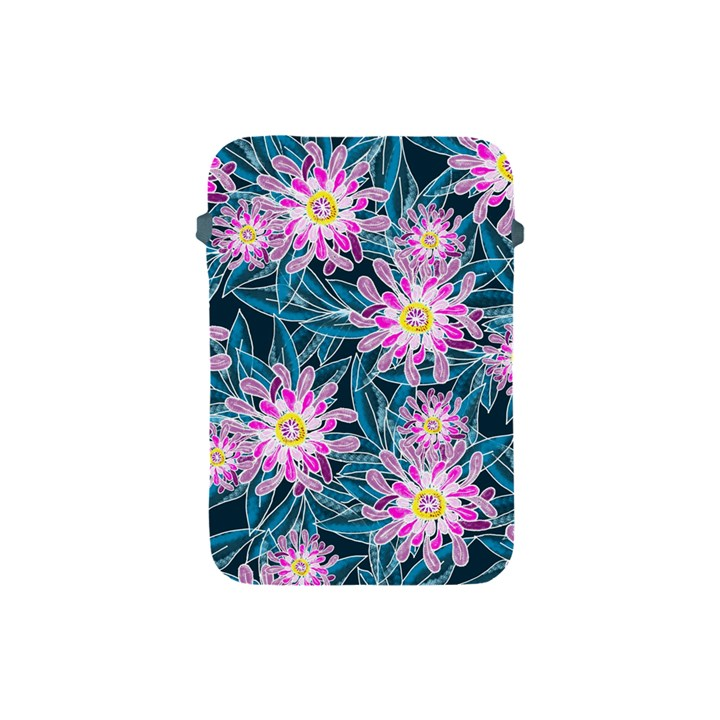 Whimsical Garden Apple iPad Mini Protective Soft Cases