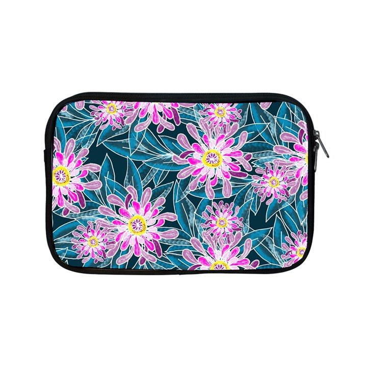Whimsical Garden Apple iPad Mini Zipper Cases