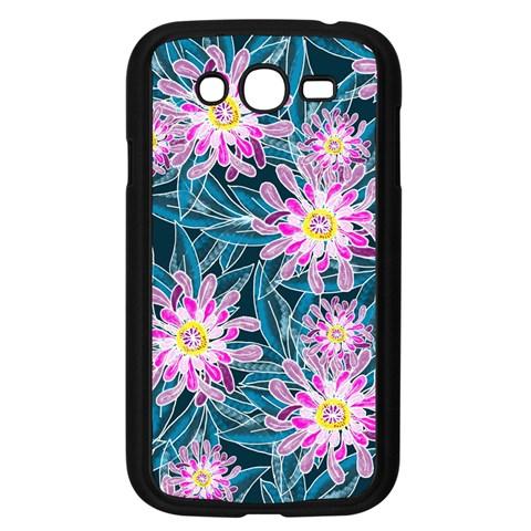 Whimsical Garden Samsung Galaxy Grand DUOS I9082 Case (Black)