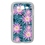 Whimsical Garden Samsung Galaxy Grand DUOS I9082 Case (White) Front