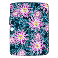 Whimsical Garden Samsung Galaxy Tab 3 (10 1 ) P5200 Hardshell Case