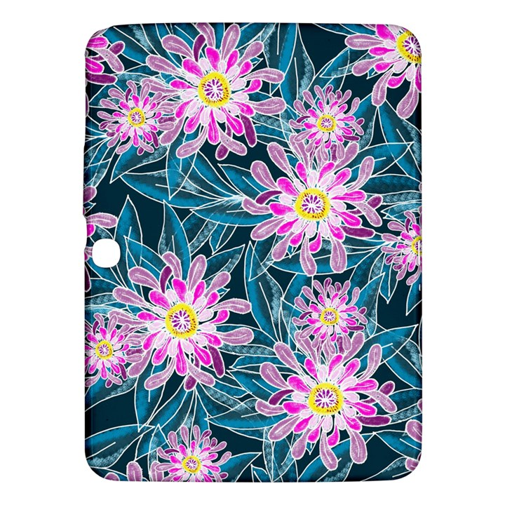 Whimsical Garden Samsung Galaxy Tab 3 (10.1 ) P5200 Hardshell Case