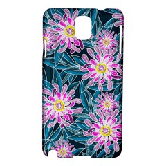 Whimsical Garden Samsung Galaxy Note 3 N9005 Hardshell Case