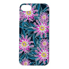 Whimsical Garden Apple iPhone 5S/ SE Hardshell Case