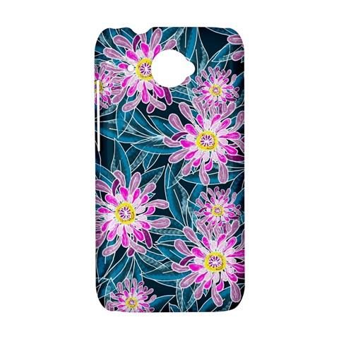 Whimsical Garden HTC Desire 601 Hardshell Case