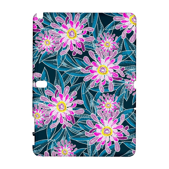 Whimsical Garden Samsung Galaxy Note 10.1 (P600) Hardshell Case