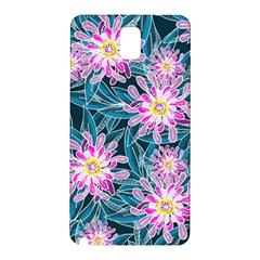 Whimsical Garden Samsung Galaxy Note 3 N9005 Hardshell Back Case