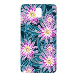 Whimsical Garden Samsung Galaxy Note 3 N9005 Hardshell Back Case Front
