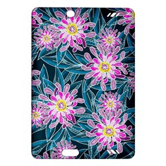 Whimsical Garden Amazon Kindle Fire Hd (2013) Hardshell Case