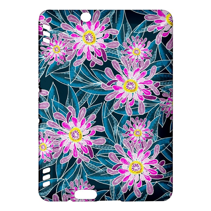 Whimsical Garden Kindle Fire HDX Hardshell Case